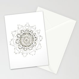 Watercolor Doily - Katrina Niswander Stationery Cards