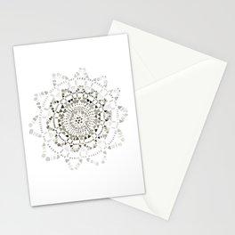 Watercolor Doily - Katrina Niswander Stationery Cards