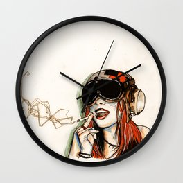 richelle Wall Clock