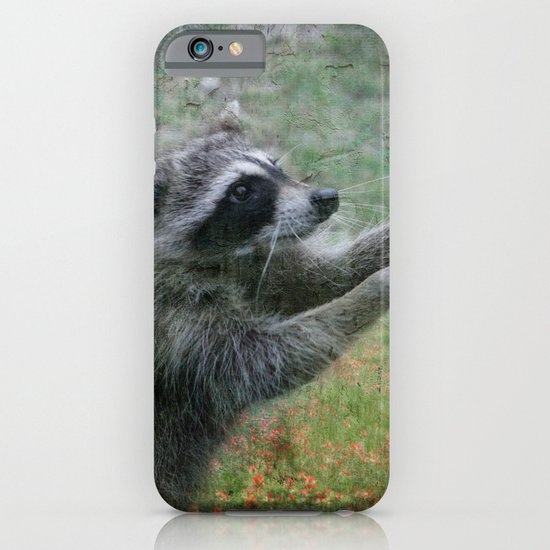 Reaching Out iPhone & iPod Case