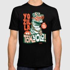 Tokyolo (YOZILLA variant) Black MEDIUM Mens Fitted Tee