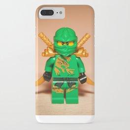Ninjago Lloyd iPhone Case