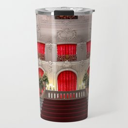 Catharine Palace Saint Petersburg Travel Mug