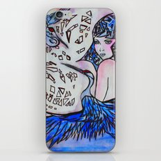 Everlasting iPhone & iPod Skin