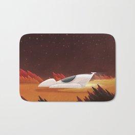 Mars, Off Road Bath Mat