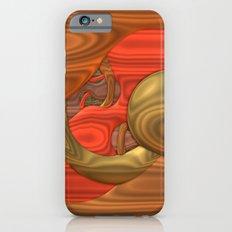 Strange Wood iPhone 6s Slim Case