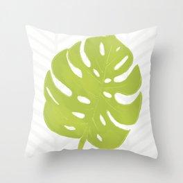 Fresh Geometry Throw Pillow