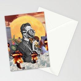 False Liturgy Stationery Cards