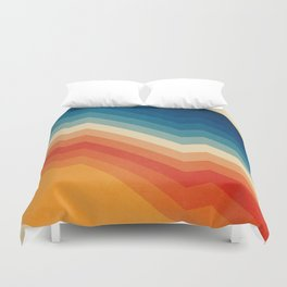 Barricade Duvet Cover