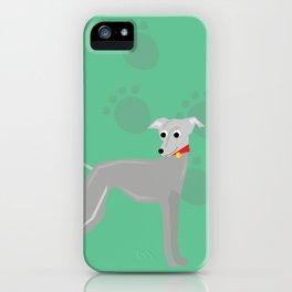Rocket Greyhound iPhone Case
