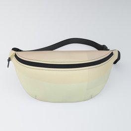 Calm pastel morning Fanny Pack