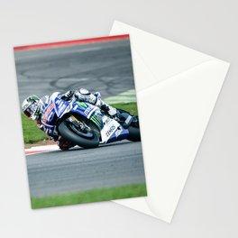 Jorge Lorenzo Stationery Cards
