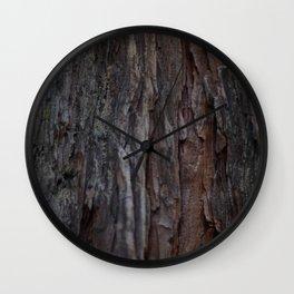 Kings Canyon Tree no.2 Wall Clock