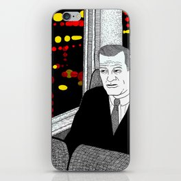 A Stop at Willoughby iPhone Skin