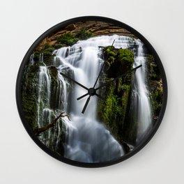 Thunder River Wall Clock