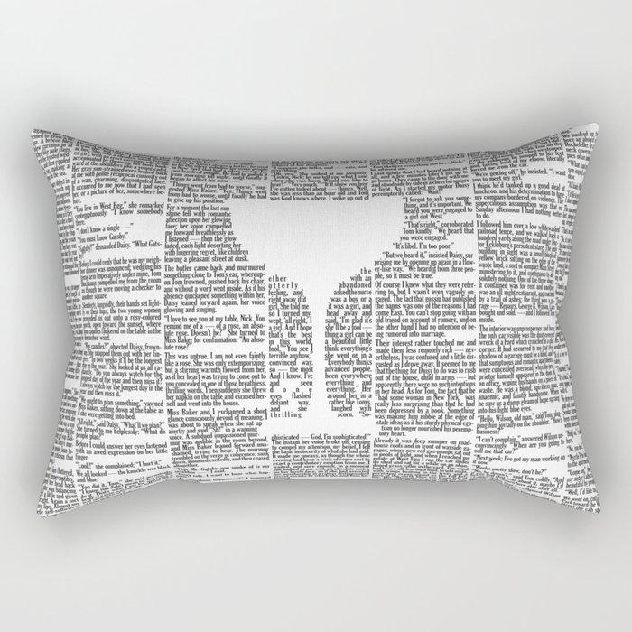 The Great Gatsby Rectangular Pillow