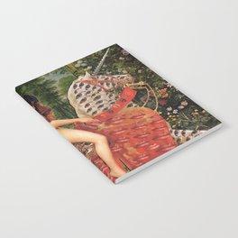 Lady Godiva Notebook