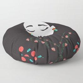 sigh Floor Pillow