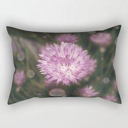 Chive bubbles Rectangular Pillow