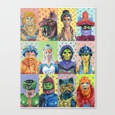 I Heart The Masters Canvas Print
