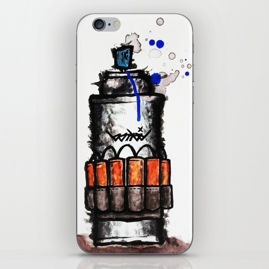 Bomber iPhone & iPod Skin
