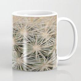 Mammillaria candida macro Coffee Mug