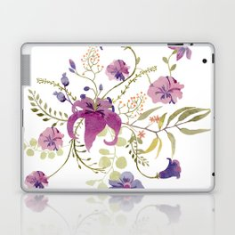 Floral tenderness Laptop & iPad Skin