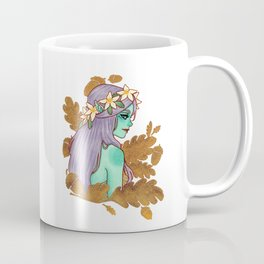 Golden Dryad Coffee Mug