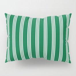 vertical parallel lines Pillow Sham