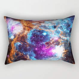 Cosmic Winter Rectangular Pillow