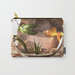 Unpleasant company Carry-All Pouch
