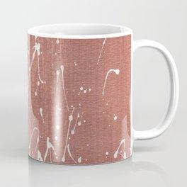Copper&White Coffee Mug