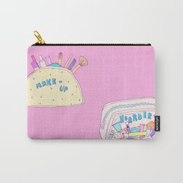 Make-up Hoarder Carry-All Pouch