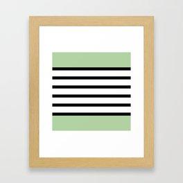 sest redaka v.2 Framed Art Print