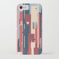 metropolis iPhone & iPod Cases featuring Metropolis by Tracie Andrews