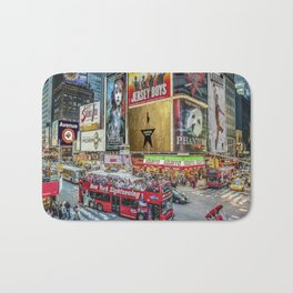 Times Square II Special Edition I Bath Mat
