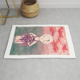 Eloise and the Good Omen Rug