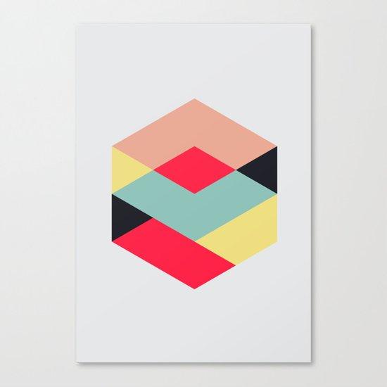 Hex series 3.1 Canvas Print