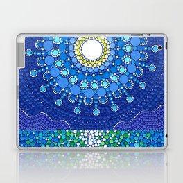 Full Moon Splendour Laptop & iPad Skin