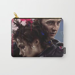 Jack and Marla Carry-All Pouch