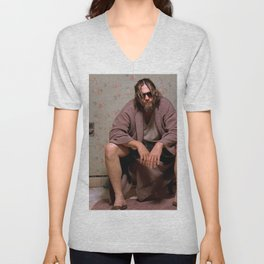 The Dude Unisex V-Neck