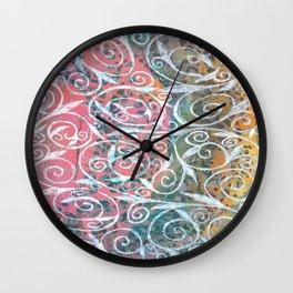 pirate dreams Wall Clock