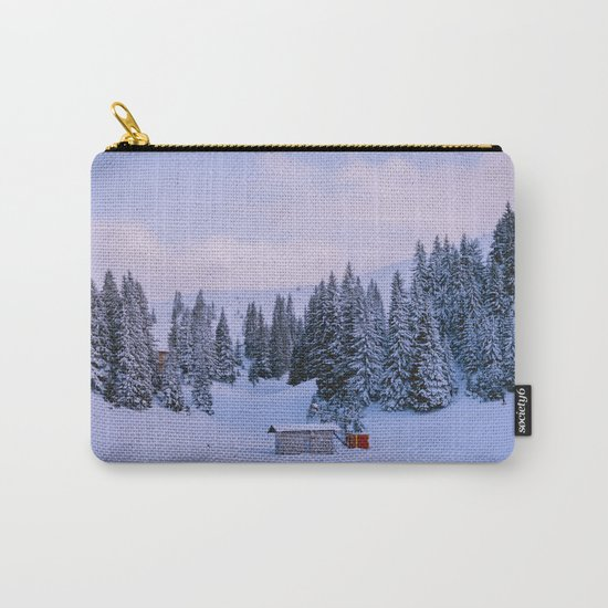 In Middle Of Everywhere Carry-All Pouch