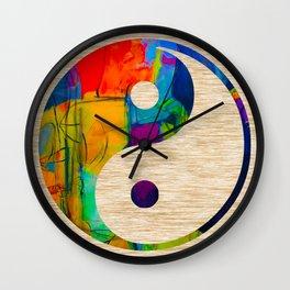 Balance Wall Clock