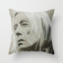 IggY Throw Pillow
