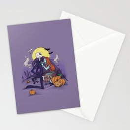 The Halloween Hero Stationery Cards