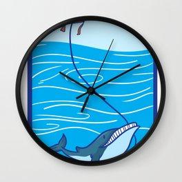 Dragon idea Kite Gift Stunt Kite Funny Wall Clock