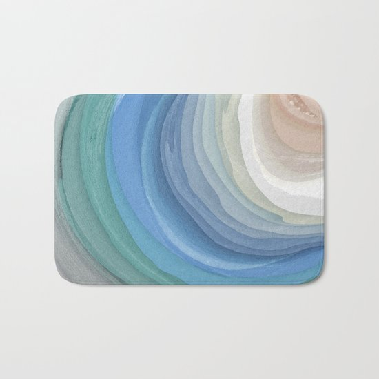 Topography Bath Mat