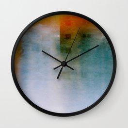 The Second Broken Machine Wall Clock