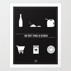 Good Time Art Print